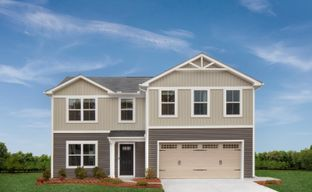 Bleckley Trail by Ryan Homes in Greenville-Spartanburg South Carolina