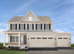 Columbia - Clublands of Antioch Legends: Antioch, Illinois - Ryan Homes