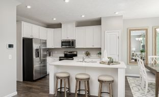 Balmorea Townhomes by Ryan Homes in Chicago Illinois