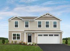 Cedar - Meadows at Balmorea: Montgomery, Illinois - Ryan Homes