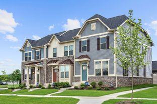 Strauss Attic - Lake Linganore Oakdale Townhomes: New Market, Maryland - Ryan Homes
