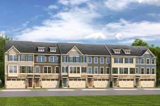 McPherson - 3 Story - Harrington Terrace Townhomes: Frederick, Maryland - Ryan Homes