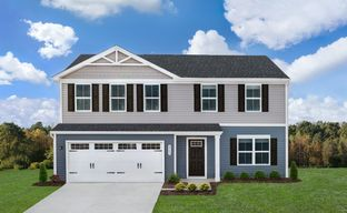 Queens Mill by Ryan Homes in Greenville-Spartanburg South Carolina
