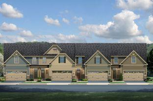Calvert Basement - Harrington Terrace Villas: Frederick, Maryland - Ryan Homes
