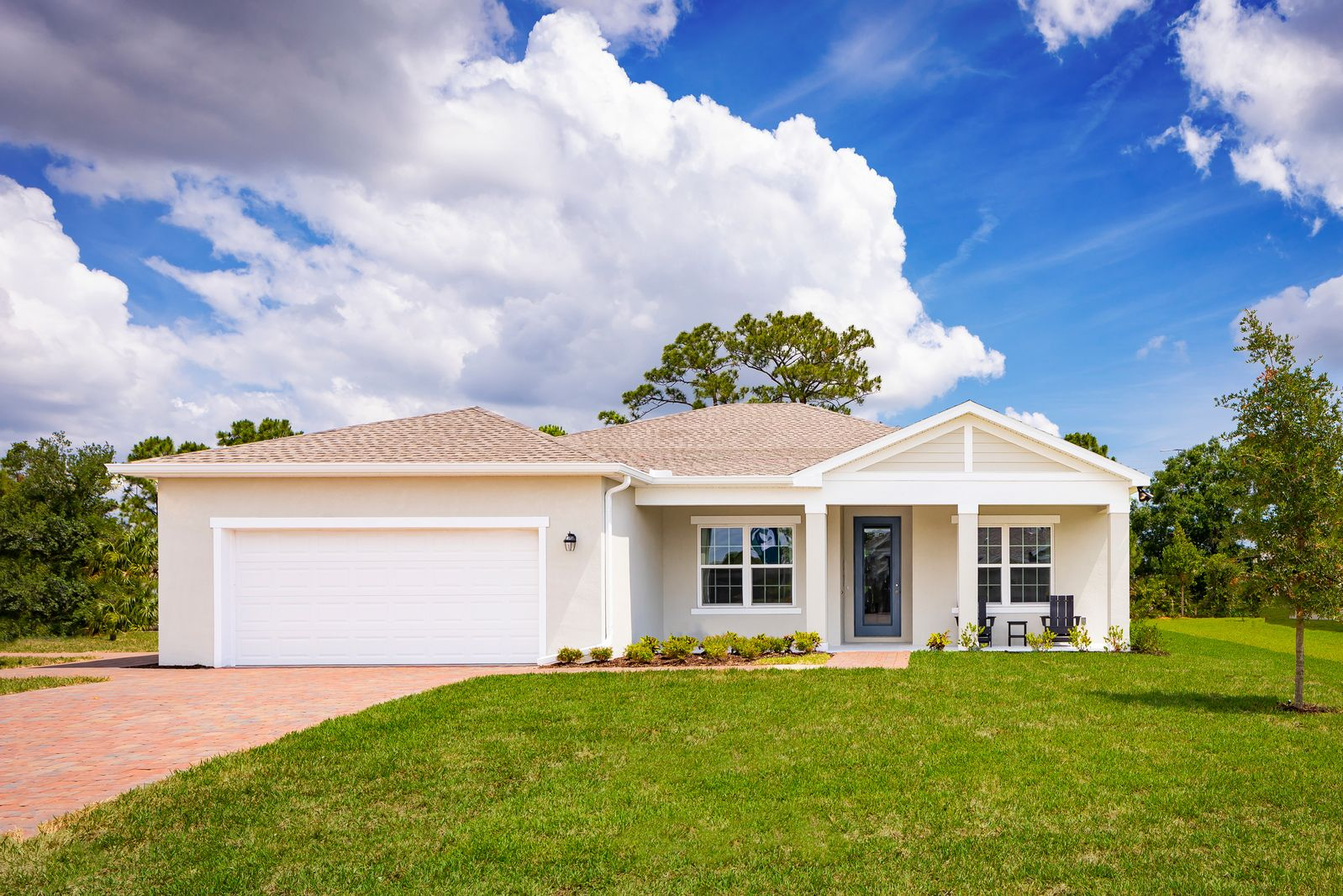 Exterior featured in the Peterson Cove By Ryan Homes in Indian River County, FL