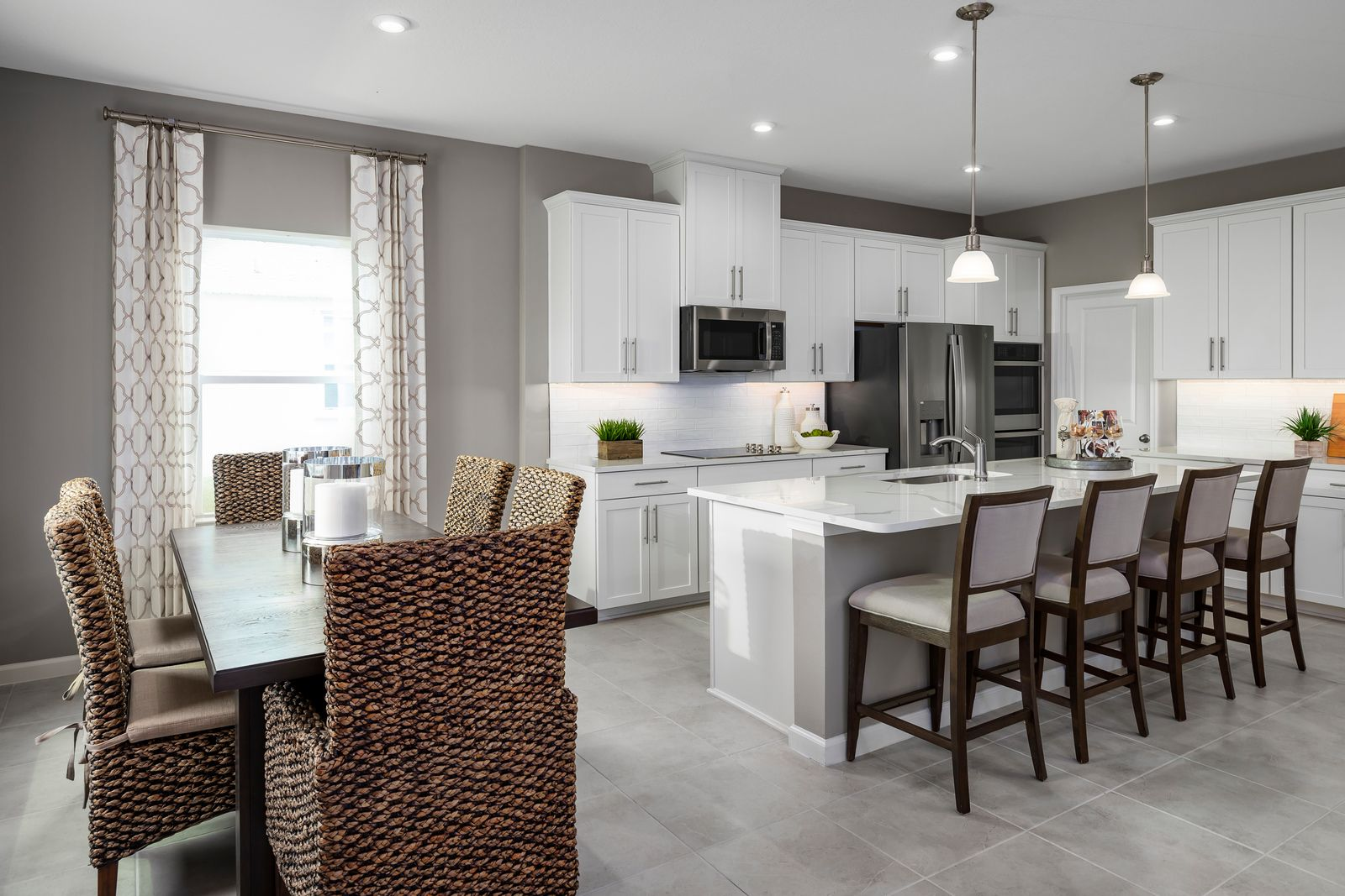 Kitchen featured in the Peterson Cove By Ryan Homes in Indian River County, FL