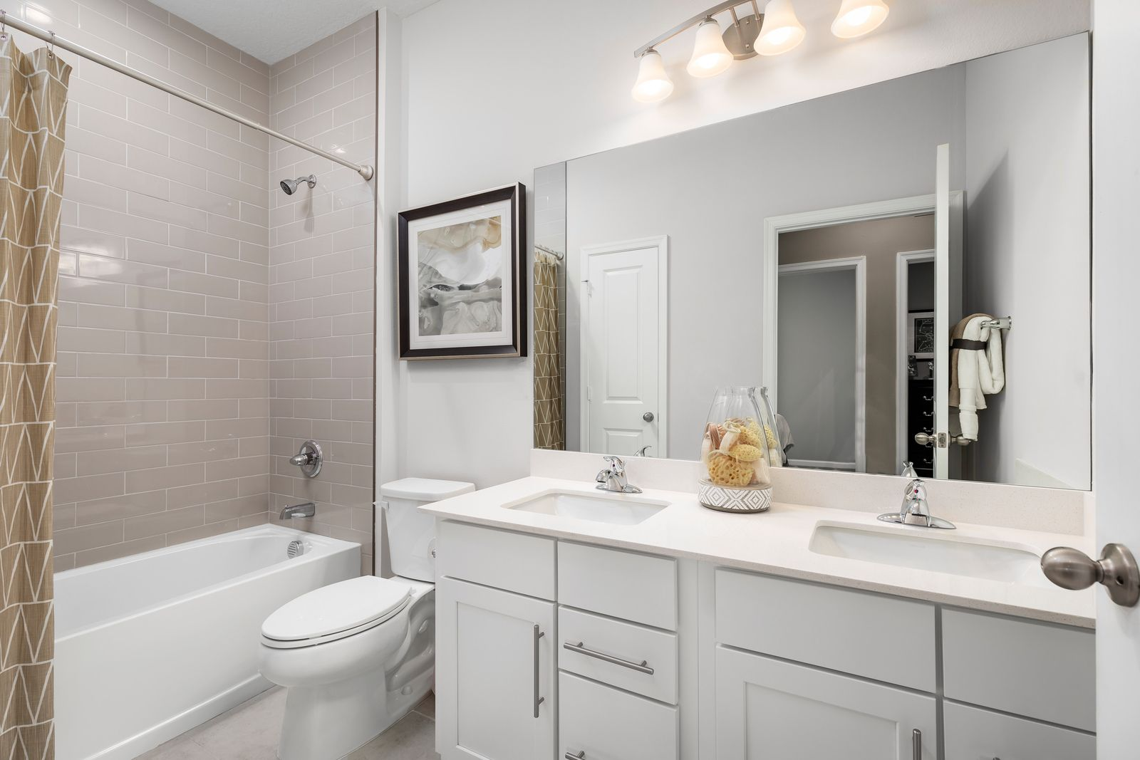 Bathroom featured in the Peterson Cove By Ryan Homes in Indian River County, FL