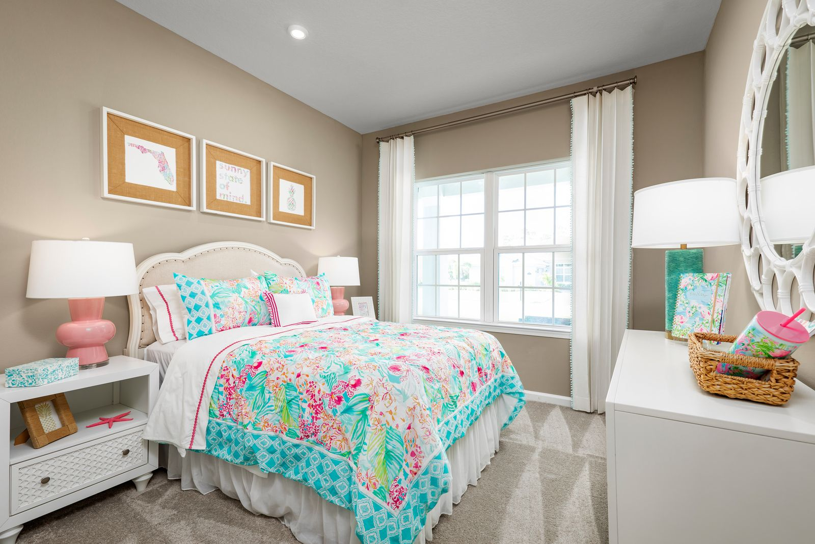 Bedroom featured in the Peterson Cove By Ryan Homes in Indian River County, FL