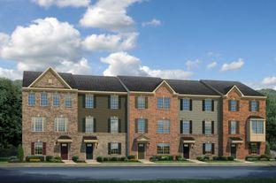 Mendelssohn Rear Garage - Armstrong Village: Upper Marlboro, District Of Columbia - Ryan Homes