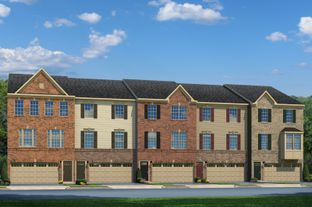 Mendelssohn Front Garage - Armstrong Village: Upper Marlboro, District Of Columbia - Ryan Homes