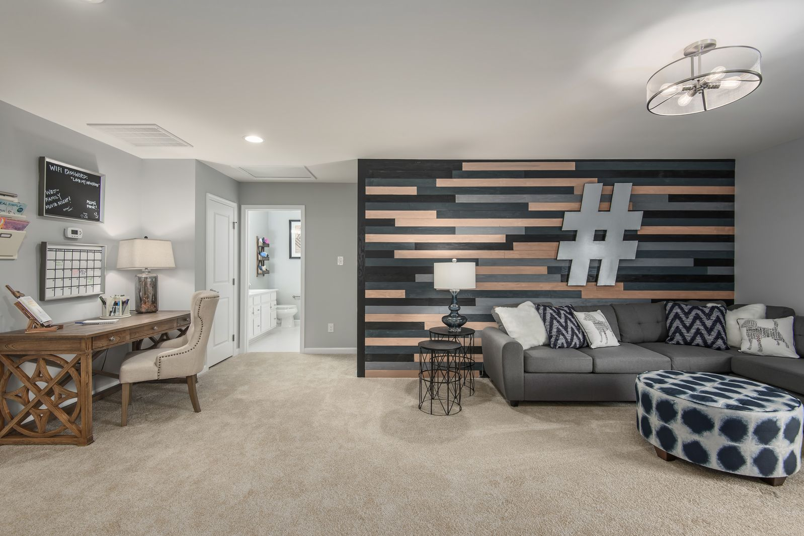 Living Area featured in the Genoa By HeartlandHomes in Morgantown, WV