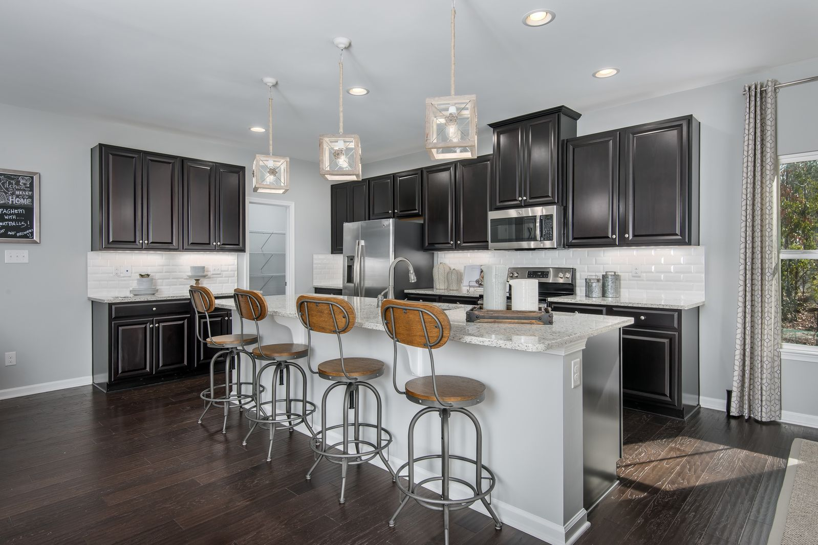 Kitchen featured in the Genoa By HeartlandHomes in Morgantown, WV