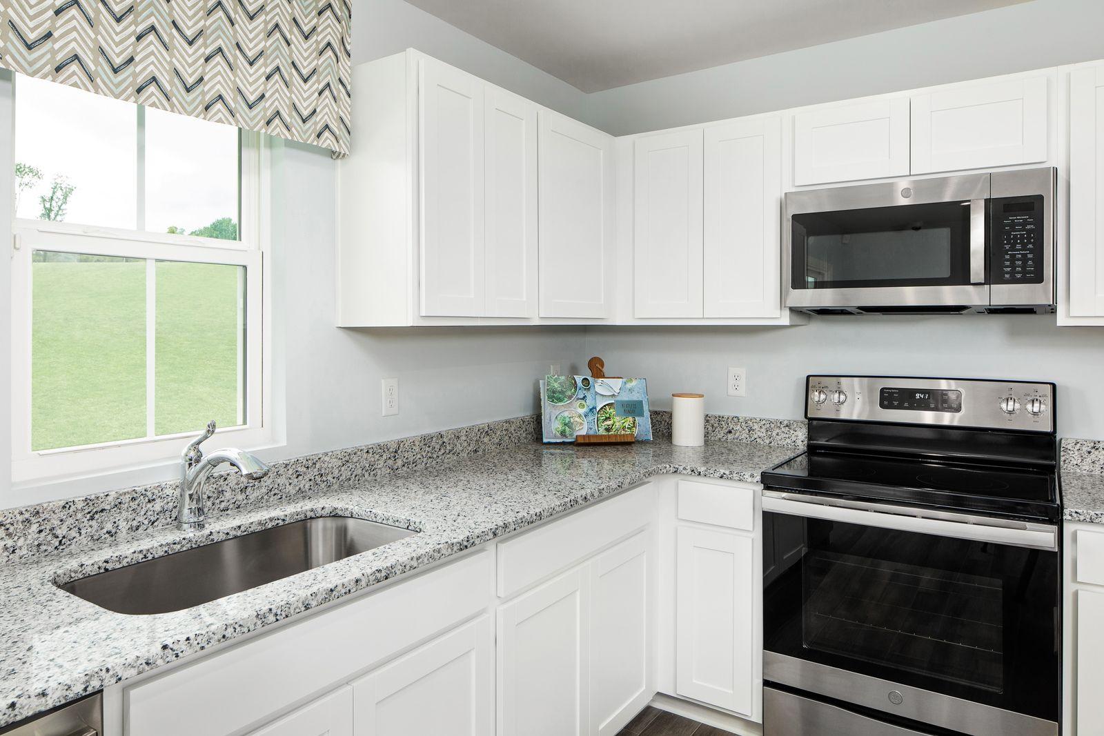 Kitchen featured in the Poplar By Ryan Homes in Nashville, TN