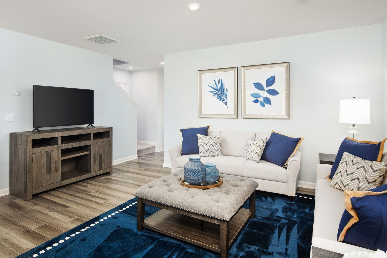 Living Area featured in the Poplar By Ryan Homes in Nashville, TN