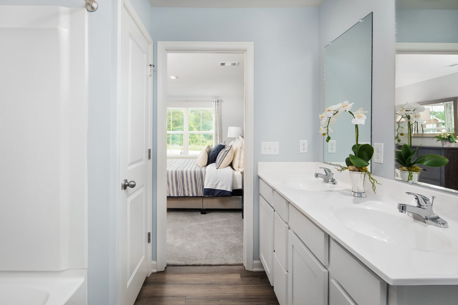 Bathroom featured in the Poplar By Ryan Homes in Nashville, TN