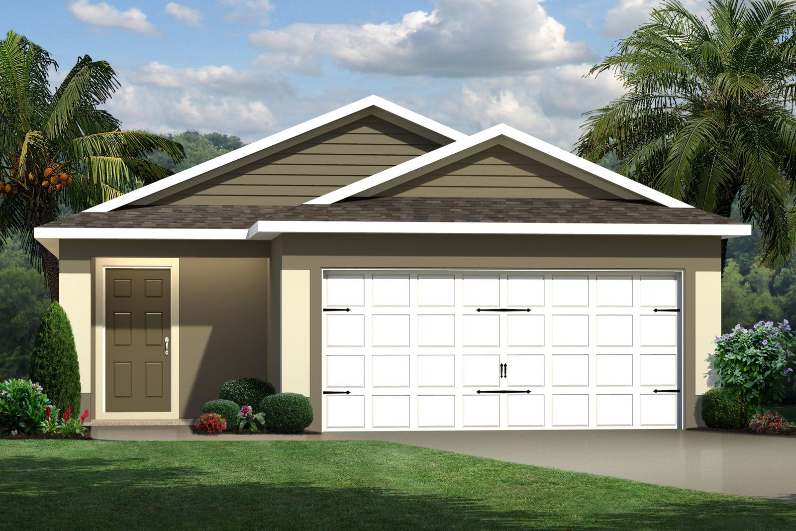 Exterior featured in the Alder By Ryan Homes in Tampa-St. Petersburg, FL