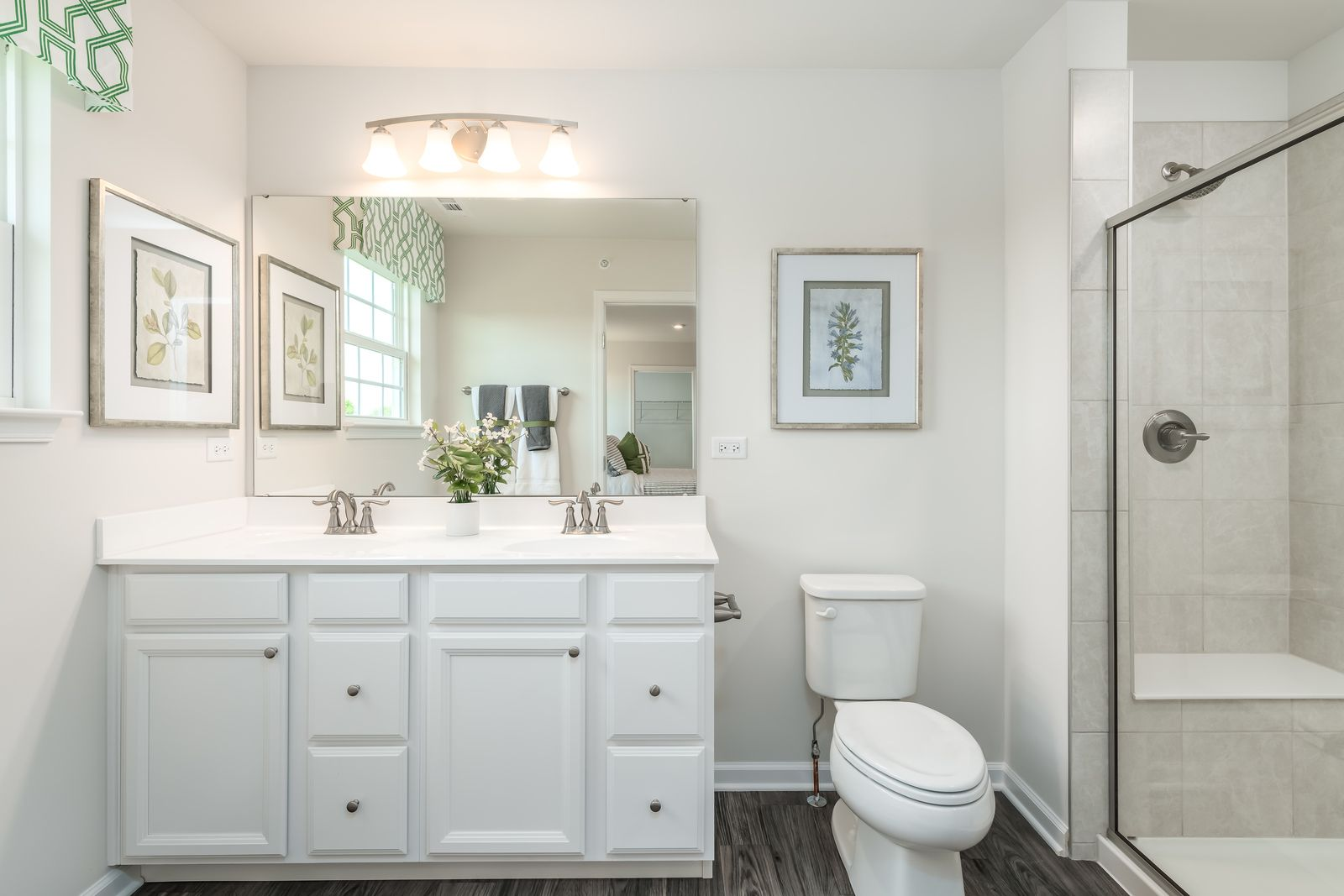 Bathroom featured in the Rosecliff By Ryan Homes in Chicago, IL