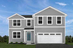 Elm - Barrington Creek: Piedmont, South Carolina - Ryan Homes