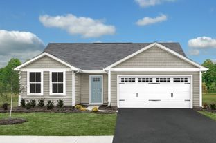 Spruce Quick Move-In Available - Meadows at Balmorea: Montgomery, Illinois - Ryan Homes