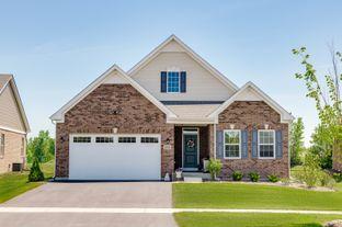 Palladio Ranch - Heather Glen Ranch Homes: New Lenox, Illinois - Ryan Homes