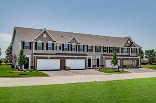 Rosecliff - Balmorea Townhomes: Montgomery, Illinois - Ryan Homes