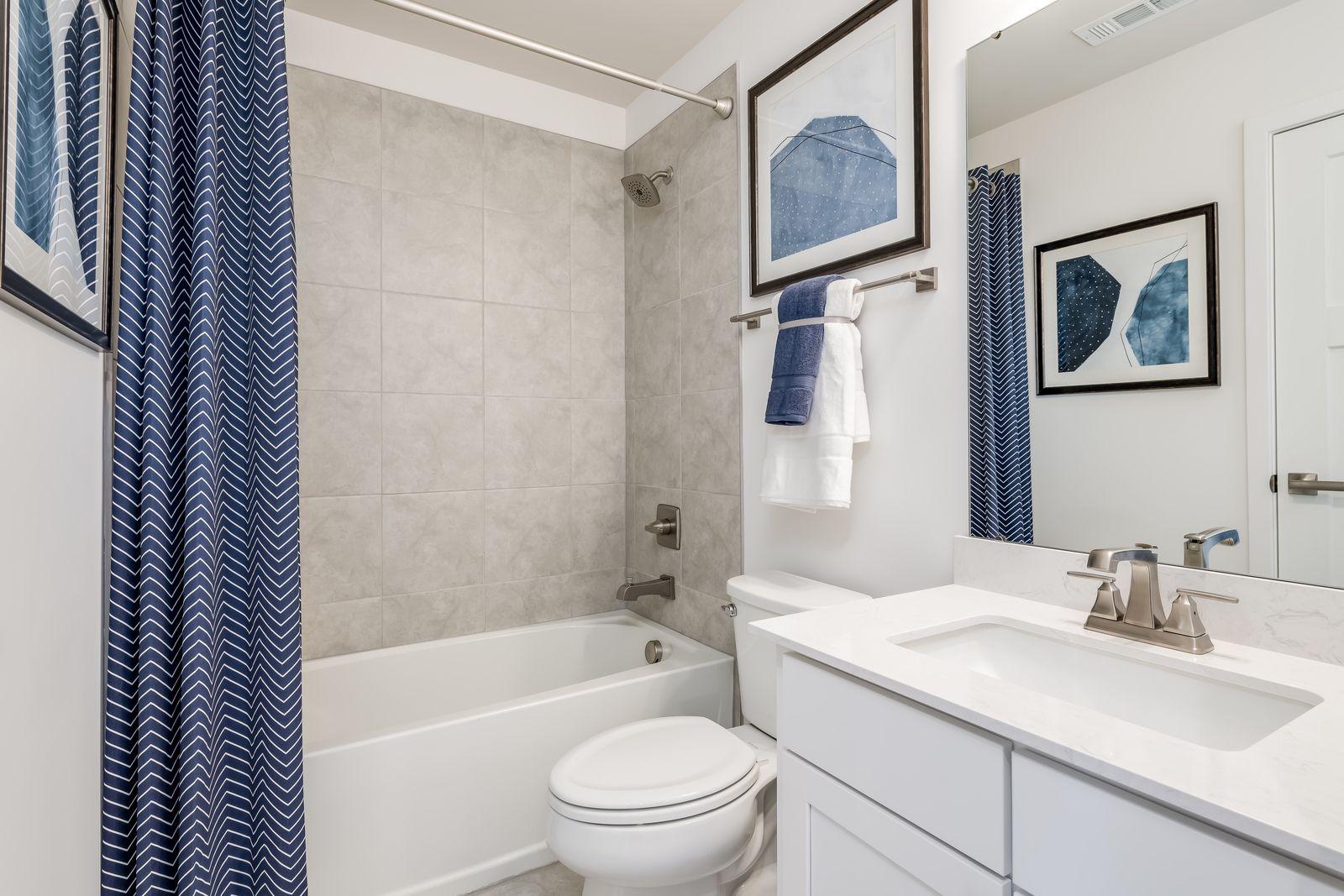 Bathroom featured in the Mendelssohn Rear Garage By Ryan Homes in Washington, MD
