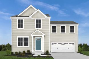 Birch - Concord Springs: White House, Tennessee - Ryan Homes