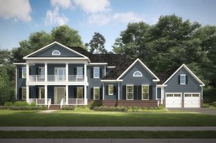 Monticello II - Hartland: Aldie, District Of Columbia - NVHomes