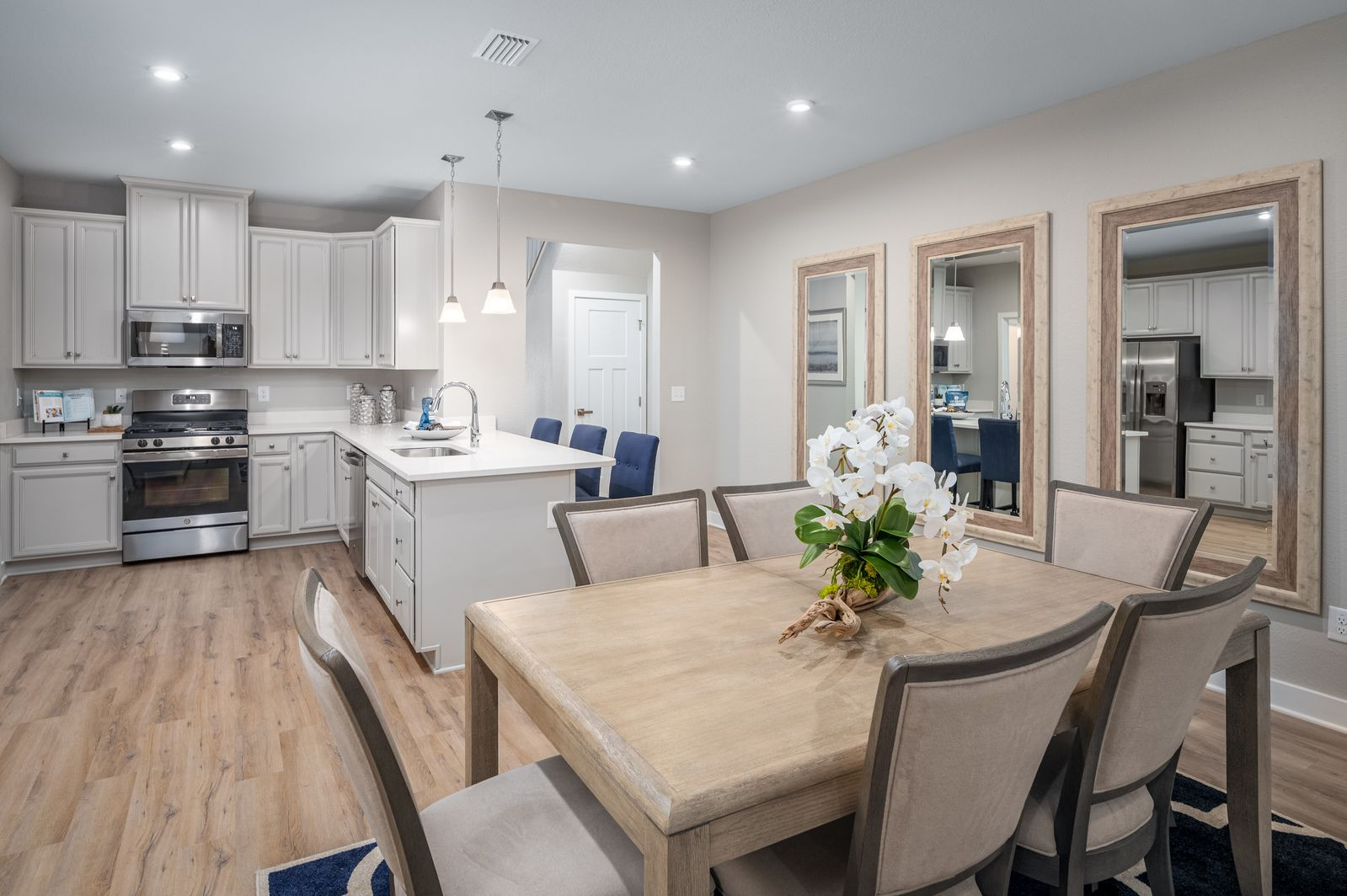 Kitchen featured in the Griffin Hall By Ryan Homes in Norfolk-Newport News, VA