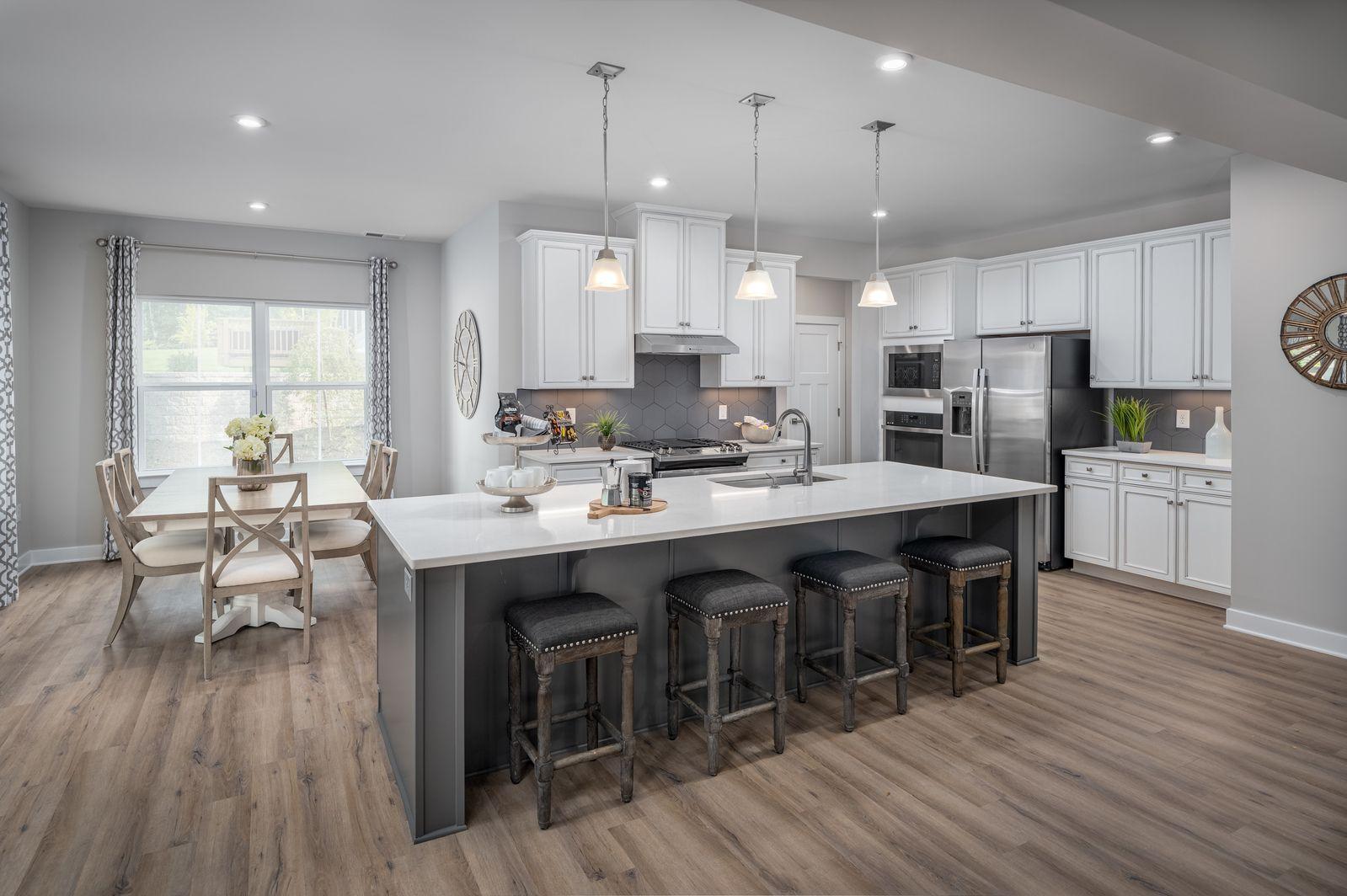 Kitchen featured in the Seneca By Ryan Homes in Nashville, TN