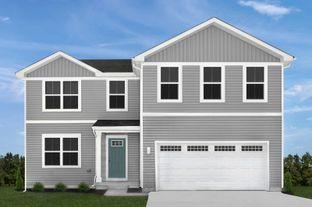 Elm - Bleckley Trail: Anderson, South Carolina - Ryan Homes
