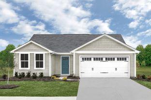 Spruce - Bleckley Trail: Anderson, South Carolina - Ryan Homes