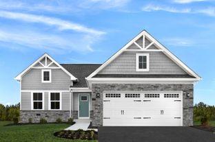 Eden Cay - Cider Ridge Ranches: Norton, Ohio - Ryan Homes