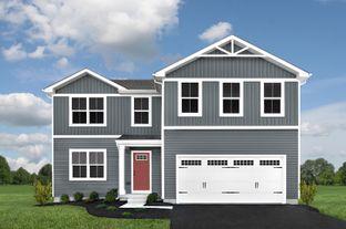 Elm Basement - Gaver Meadows: Funkstown, District Of Columbia - Ryan Homes