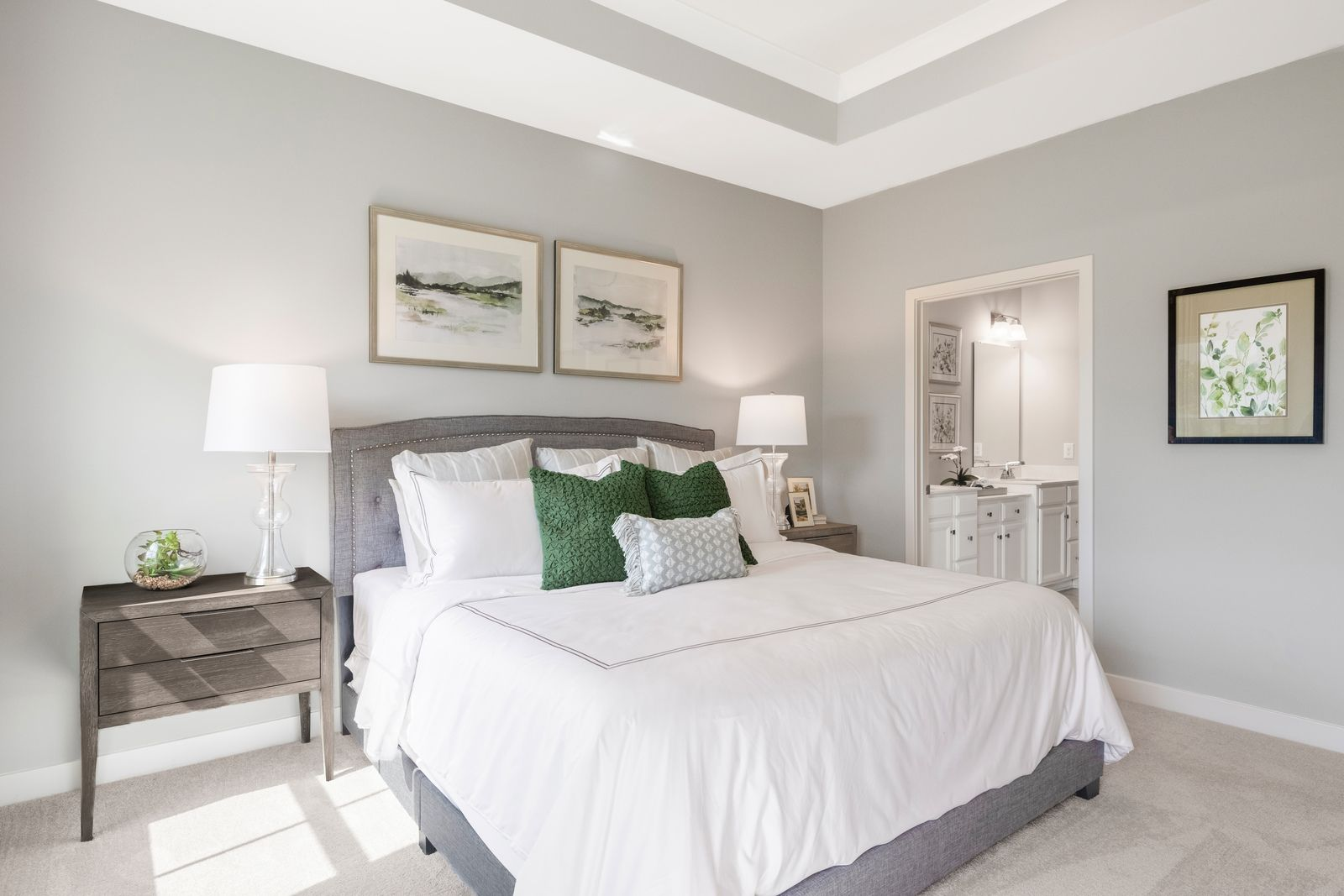 Bedroom featured in the Caroline G By Ryan Homes in Canton-Massillon, OH