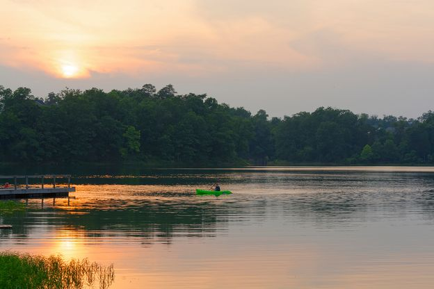 LIVE THE LAKE LIFE at LAKE FREDERICK TOWNHOMES:At Lake Frederick enjoy all of the outdoor activities you crave - including fishing, boating and kayaking! Click here to schedule your visit, and receive an extra $500 when you purchase your home!