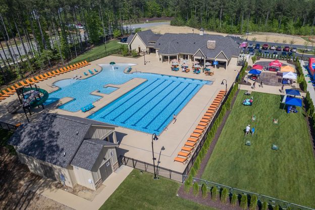 High end amenities without the high end price tag!:Welcome to Forge Gate at Harpers Mill, a vibrant new community featuring high end homes, large wooded homesites and top-ranked school… without breaking the bank.