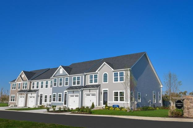 Welcome to Somerset Green!:This community offers brand new villa townhomes with first-floor living, right off Route 1.