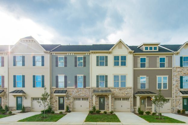 welcome to the villages at berkley square:Over 60% sold out but there is still time to purchase your dream townhome in beautiful East Greenwich Township!