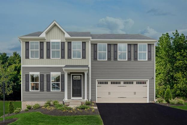 Welcome to Forest Ridge:Only 1 lot left and we saved the best for last! A beautiful 2 story home with 4 bedrooms 2.5 baths all for under $300k! We are open by appointment only so click here to schedule today