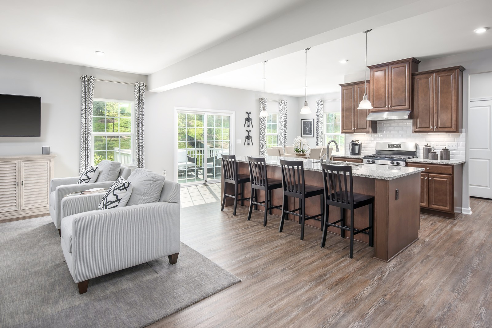 Columbia Plan At Willow Brook Farm In Loveland Oh By Ryan Homes