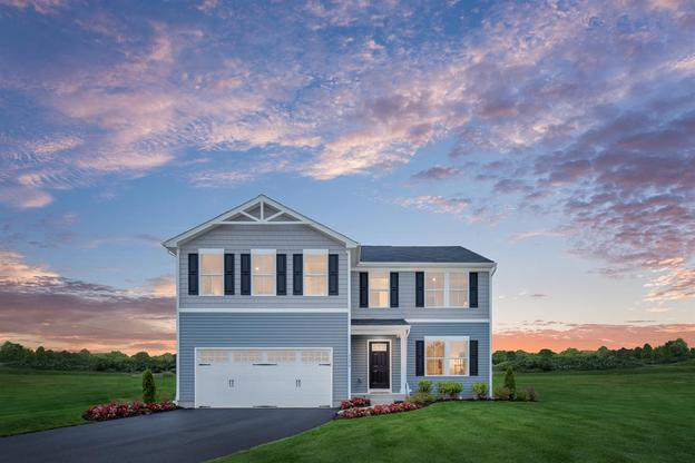 Build the home of your Dreams:At Campbell Crossing, homeownership is within reach!