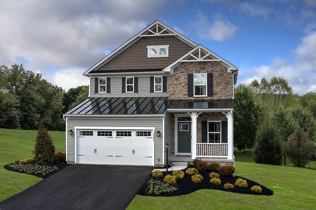 WELCOME TO UNION SQUARE:A beautiful community of just 50 homes in Sicklerville, NJ. awaits you.