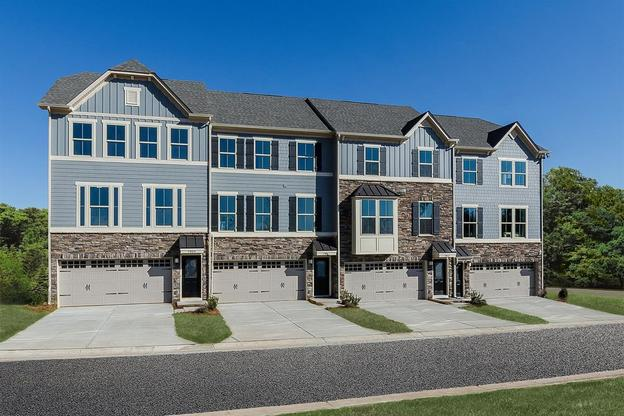 Live in Charlotte's Next Hot Spot!:Enjoy low-maintenance living in a convenient location off Monroe Rd. near restaurants & retail.Schedule a visit!