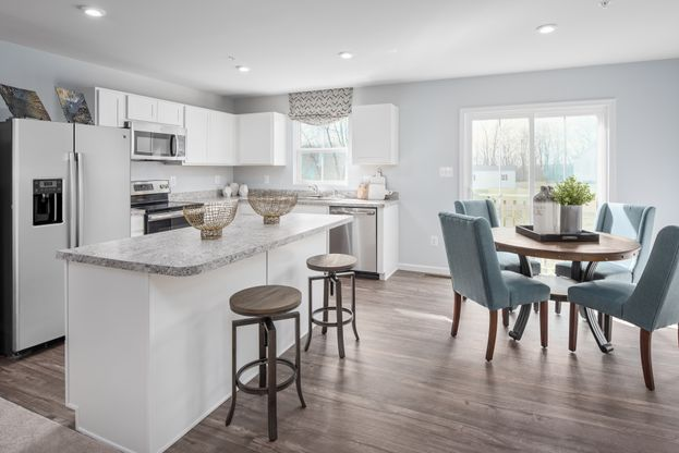 Own for the same or less than rent!:Get the lowest-priced new homes in Woodruff within walking distance to downtown.Join the VIP List for exclusive offersand the best pricing available!