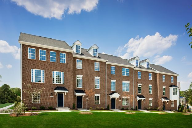 Not Your Average Townhome Community:Surrounded by custom homes, you'll love the upscale feel and convenient location near Southpoint. Visit today!