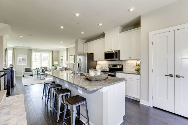 WHITTAKER'S MILL TOWNES – THE FASTEST SELLING NEW HOME COMMUNITY IN YORK COUNTY:Modern townhomes w/ garages, finished basements & low-maintenance! Located near all local military bases!