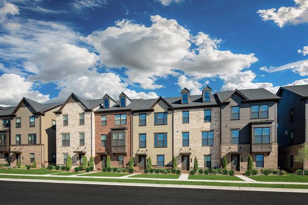 Welcome to Greenleigh:Schedule your visit todayto Baltimore County's Best Amenity Rich Community. Spacious Townhomes with 3 Finished Levels and 2-Car Garages