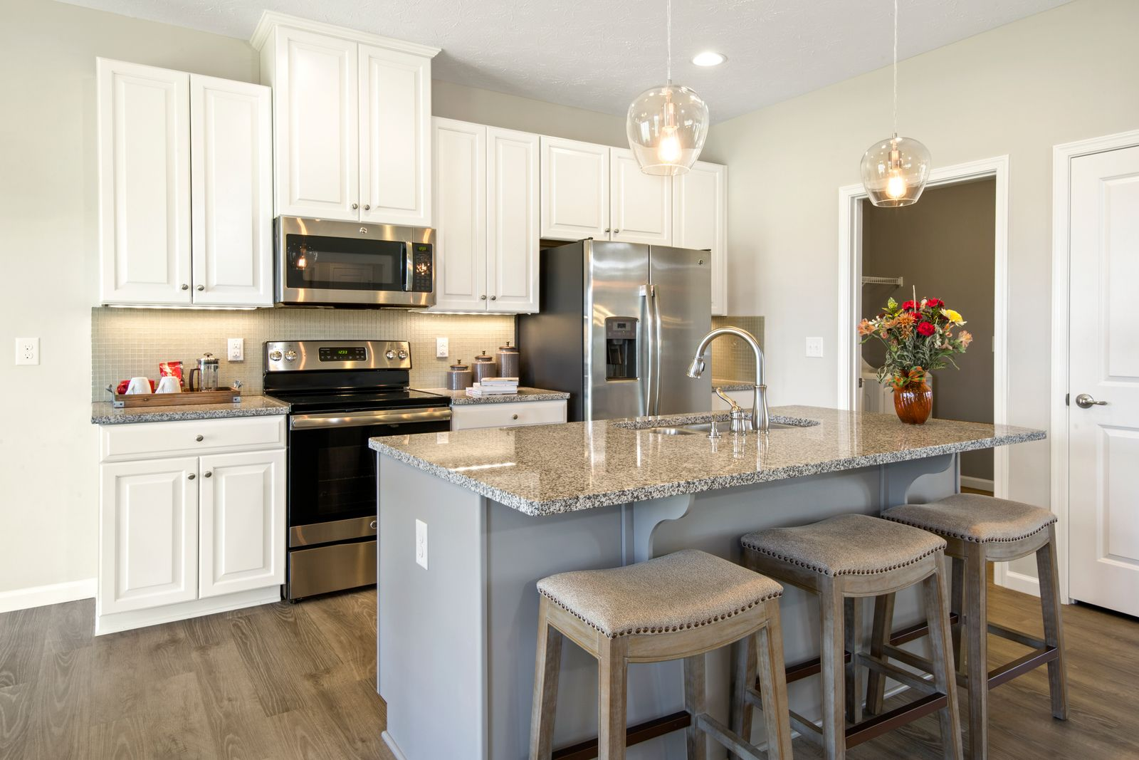 Aviano Plan At Windsor Estates In Liberty Township Oh By Ryan Homes