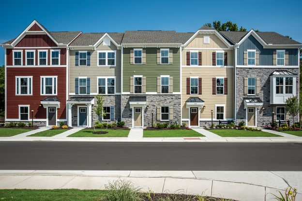 THE TOWNS AT RIVANNA VILLAGE: LAST CHANCE…ONLY 5 LOTS LEFT!:Luxury townhomes in a master planned community featuring an 18 acre park just minutes to downtown!Schedule your visit& reserve $4,000 toward closing costs for a limited time only!